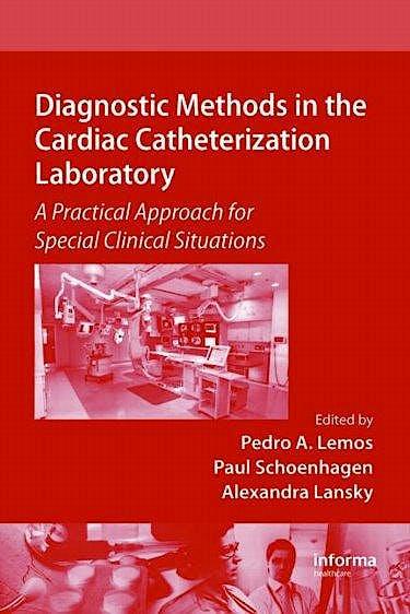 Portada del libro 9781841846583 Diagnostic Methods in the Cardiac Catheterization Laboratory