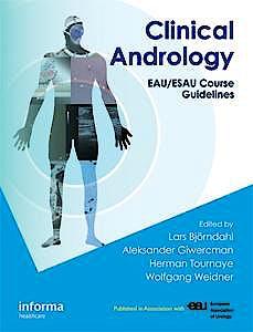 Portada del libro 9781841846804 Clinical Andrology. Eau/esau Course Guidelines