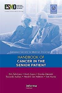 Portada del libro 9781841847092 Esmo Handbook of Cancer in the Senior Patient