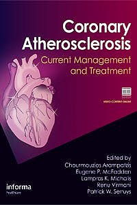 Portada del libro 9781841848532 Coronary Atherosclerosis. Current Management and Treatment
