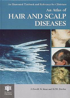Portada del libro 9781842140130 An Atlas of Hair and Scalp Diseases