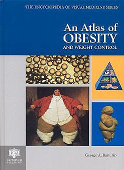 Portada del libro 9781842140499 An Atlas of Obesity and Weight Control