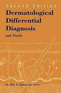 Portada del libro 9781842141250 Dermatological Differential Diagnosis and Pearls