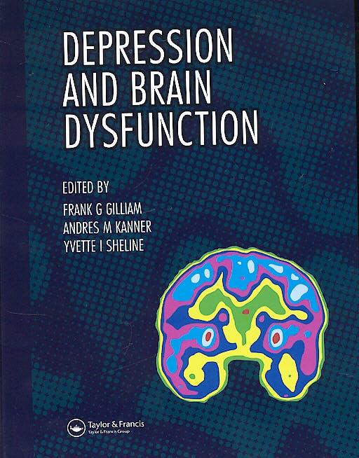 Portada del libro 9781842142141 Depression and Brain Dysfunction
