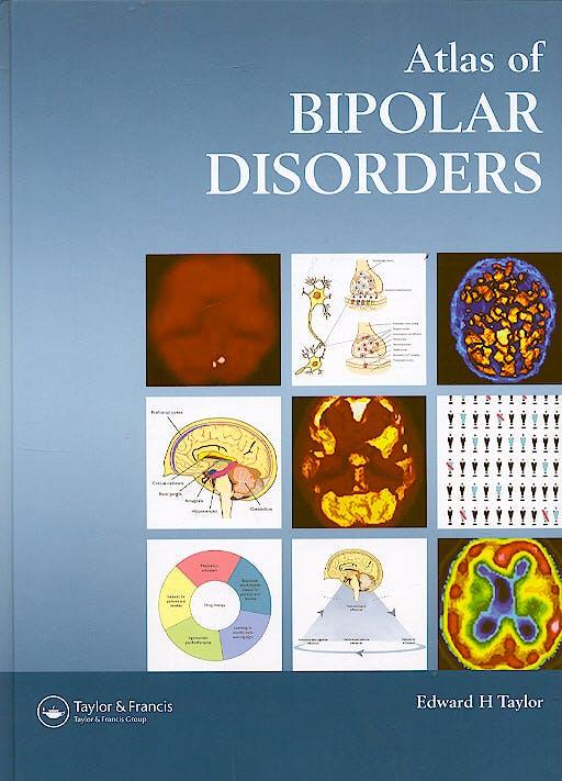Portada del libro 9781842142189 Atlas of Bipolar Disorders