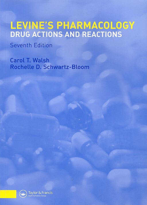 Portada del libro 9781842142554 Levine's Pharmacology. Drug Actions and Reactions