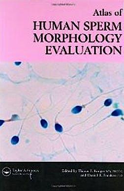 Portada del libro 9781842142776 Atlas of Human Sperm Morphology and Evaluation