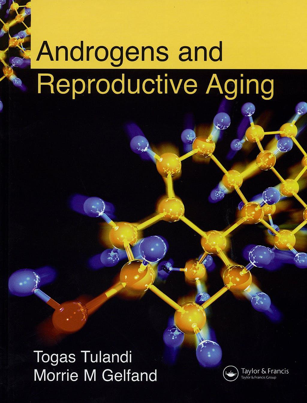 Portada del libro 9781842143124 Androgens and Reproductive Aging