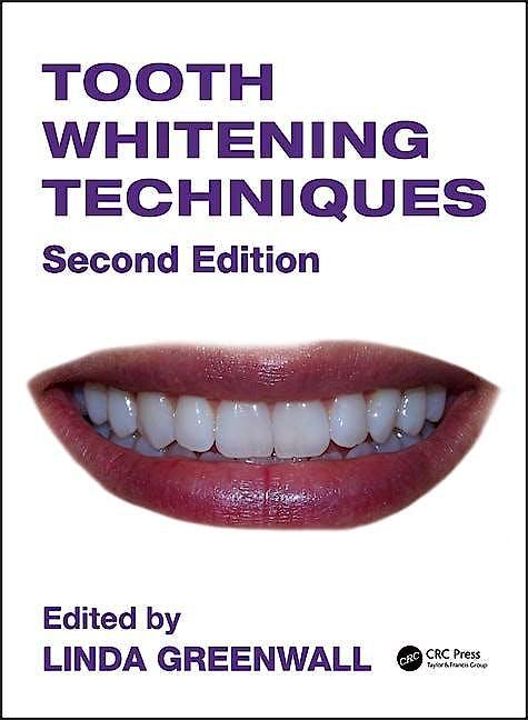 Portada del libro 9781842145302 Tooth Whitening Techniques