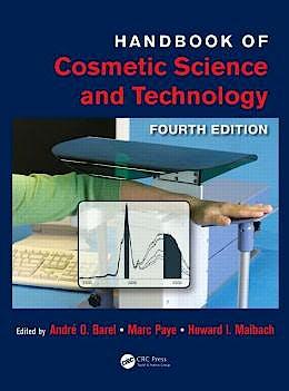 Portada del libro 9781842145647 Handbook of Cosmetic Science and Technology