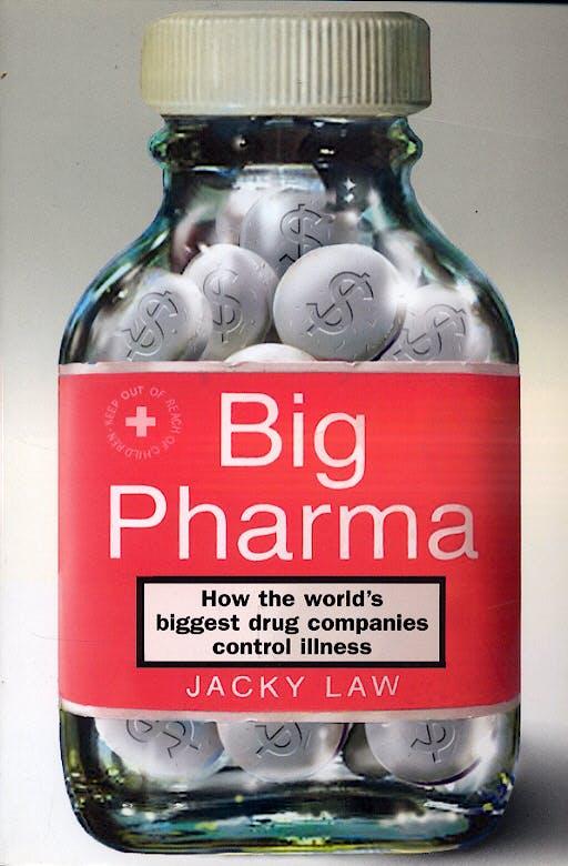 Portada del libro 9781845291396 Big Pharma