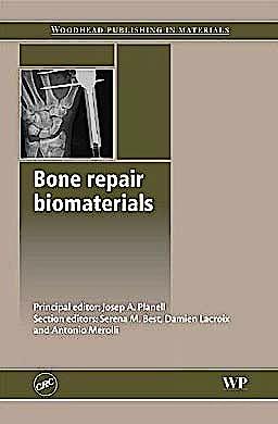 Portada del libro 9781845693855 Bone Repair Biomaterials