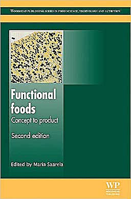 Portada del libro 9781845696900 Functional Foods. Concept to Product (Food Science, Technology and Nutrition Nº 205)