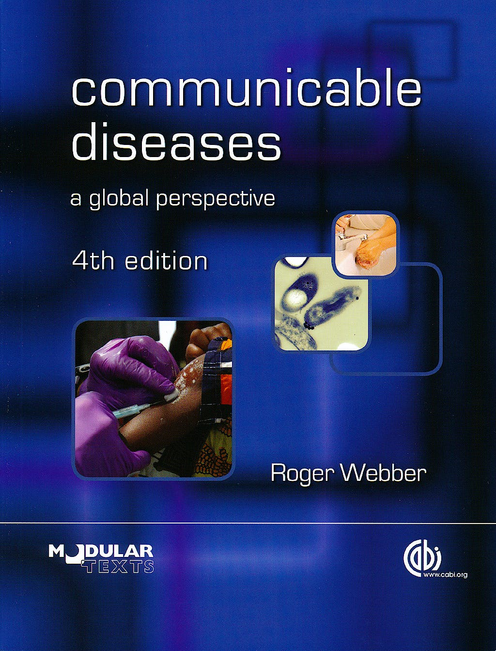 Portada del libro 9781845939380 Communicable Diseases. a Global Perspective