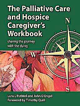 Portada del libro 9781846193842 The Palliative Care and Hospice Caregiver's Workbook. Sharing the Journey with the Dying