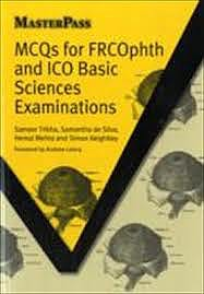 Portada del libro 9781846195464 MCQs for Frcophth and Ico Basic Sciences Examinations (Master Pass)