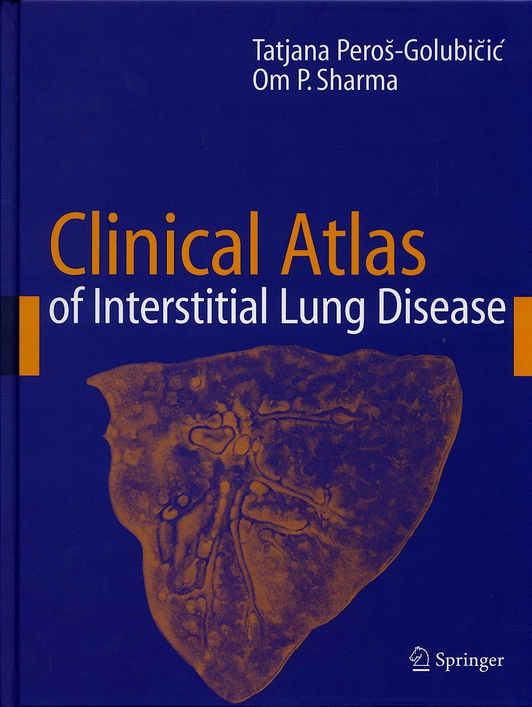 Portada del libro 9781846283208 Clinical Atlas of Interstitial Lung Disease
