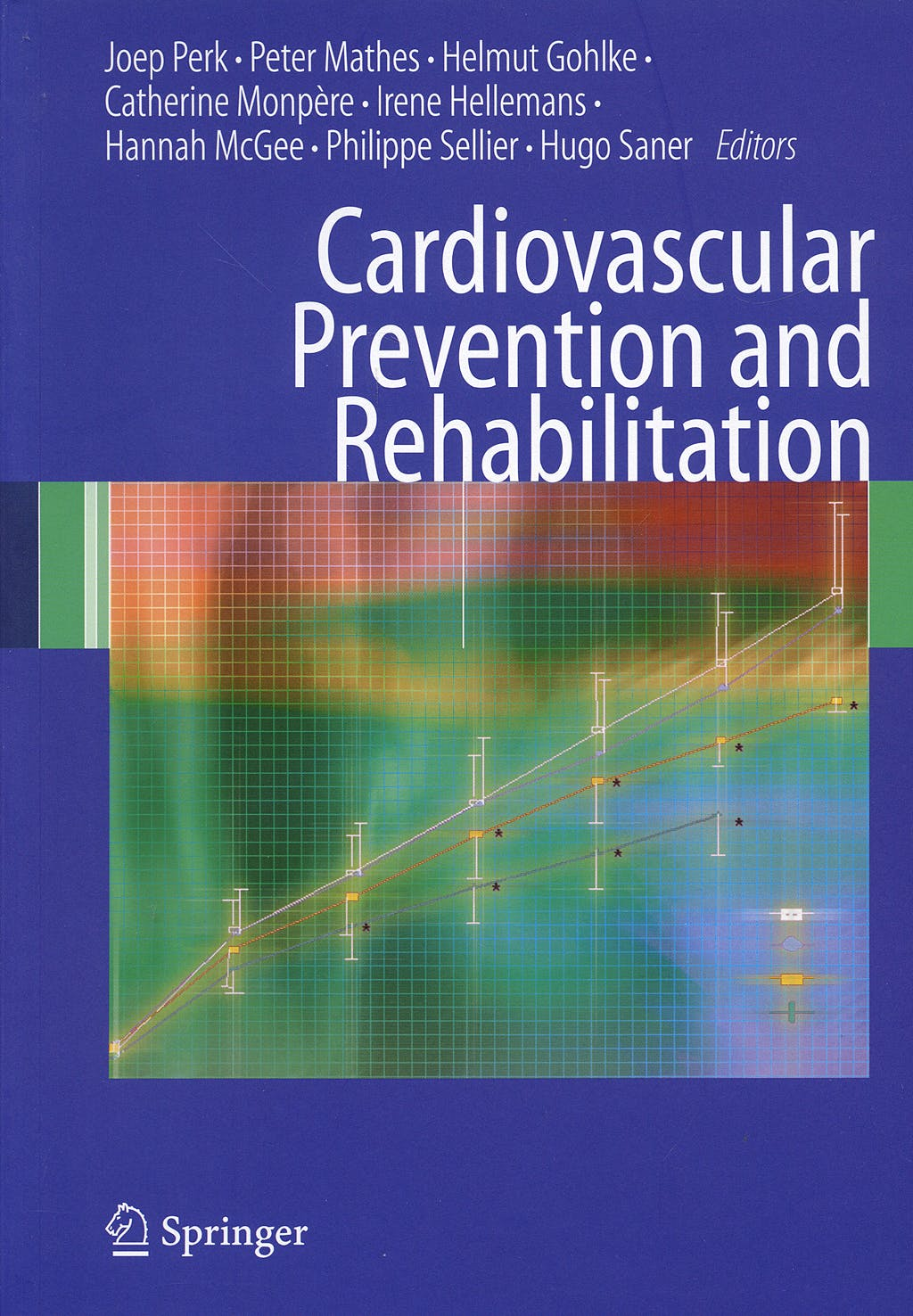 Portada del libro 9781846289934 Cardiovascular Prevention and Rehabilitation (Softcover)