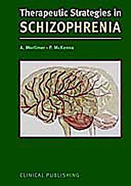 Portada del libro 9781846920356 Therapeutic Strategies in Schizophrenia