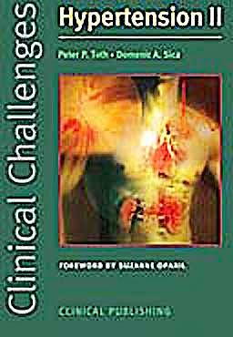 Portada del libro 9781846920691 Clinical Challenges in Hypertension II