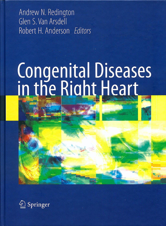 Portada del libro 9781848003774 Congenital Diseases in the Right Heart