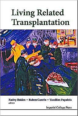 Portada del libro 9781848164970 Living Related Transplantation
