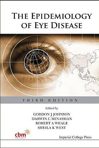 Portada del libro 9781848166257 The Epidemiology of Eye Disease