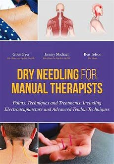 Portada del libro 9781848192553 Dry Needling for Manual Therapists