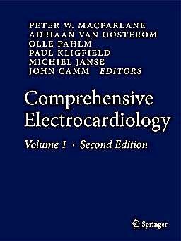 Portada del libro 9781848820470 Comprehensive Electrocardiology, 3 Vols. (Book + Online Access)