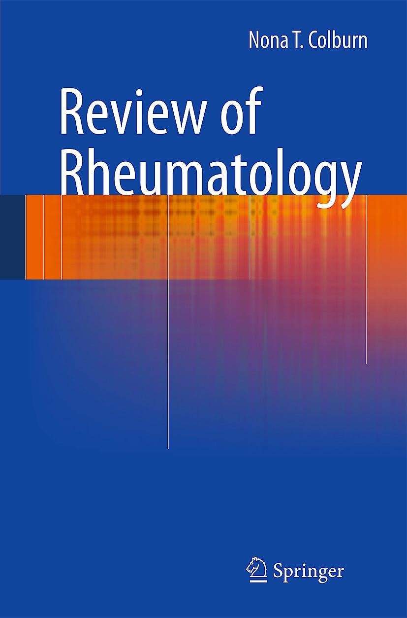 Portada del libro 9781848820920 Review of Rheumatology