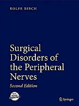 Portada del libro 9781848821071 Surgical Disorders of the Peripheral Nerves