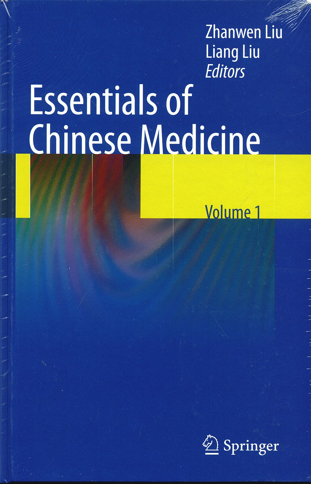 Portada del libro 9781848821118 Essentials of Chinese Medicine, 3 Vols.