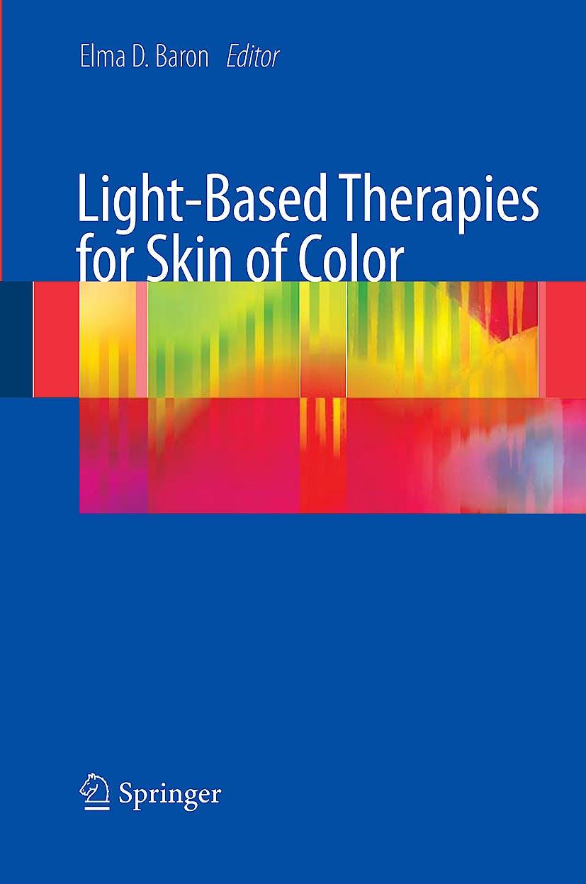 Portada del libro 9781848823273 Light-Based Therapies for Skin of Color