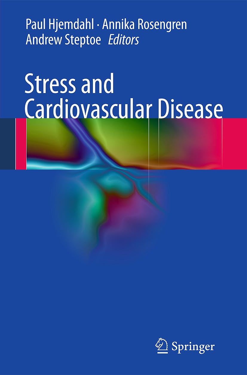 Portada del libro 9781848824188 Stress and Cardiovascular Disease
