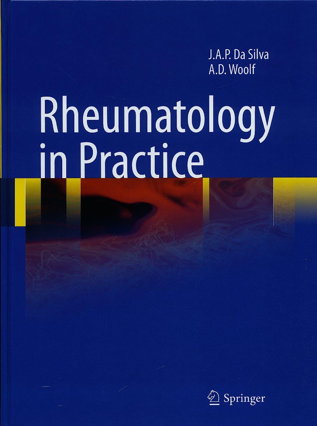 Portada del libro 9781848825802 Rheumatology in Practice