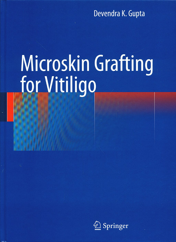 Portada del libro 9781848826045 Microskin Grafting for Vitiligo