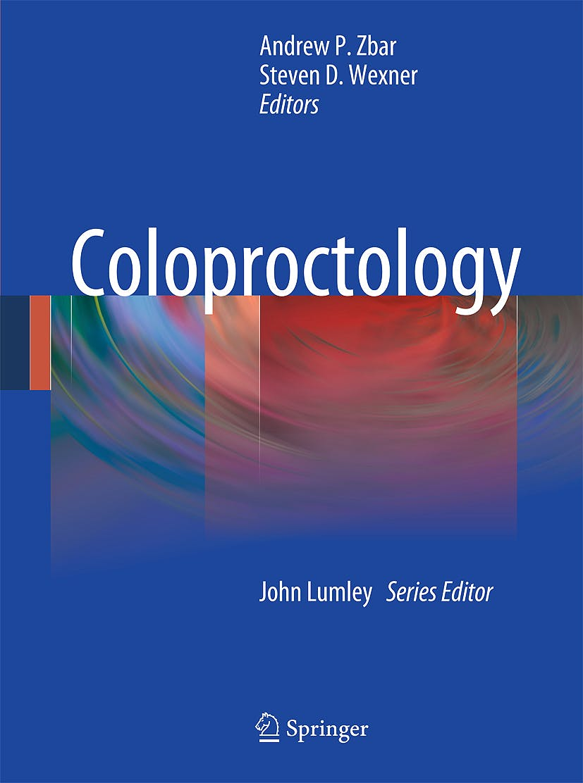 Portada del libro 9781848827554 Coloproctology