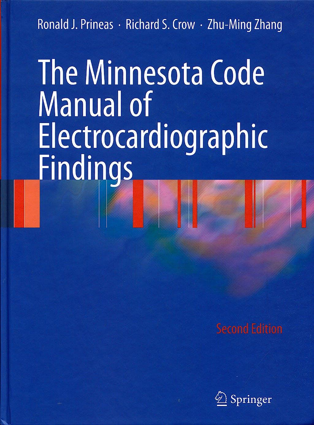 Portada del libro 9781848827776 The Minnesota Code Manual of Electrocardiographic Findings