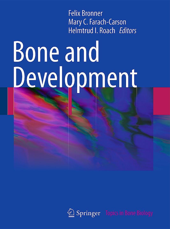Portada del libro 9781848828216 Bone and Development