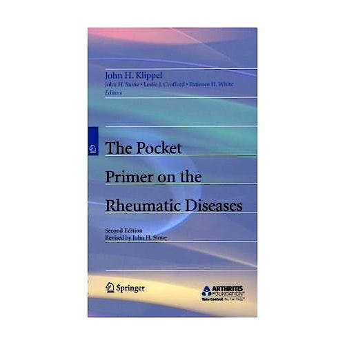 Portada del libro 9781848828551 The Pocket Primer on the Rheumatic Diseases