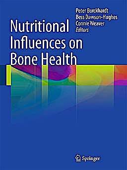 Portada del libro 9781848829770 Nutritional Influences on Bone Health