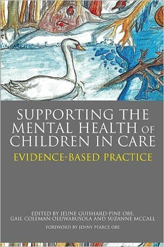Portada del libro 9781849056687 Supporting the Mental Health of Children in Care. Evidence-Based Practice