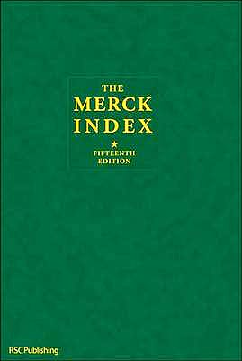Portada del libro 9781849736701 The Merck Index. An Encyclopedia of Chemicals, Drugs, and Biologicals + Online Access