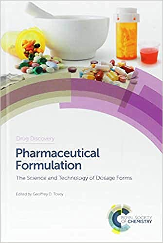 Portada del libro 9781849739412 Pharmaceutical Formulation. The Science and Technology of Dosage Forms