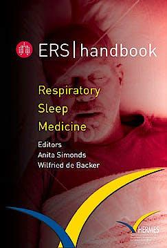 Portada del libro 9781849840231 ERS Handbook. Respiratory Sleep Medicine