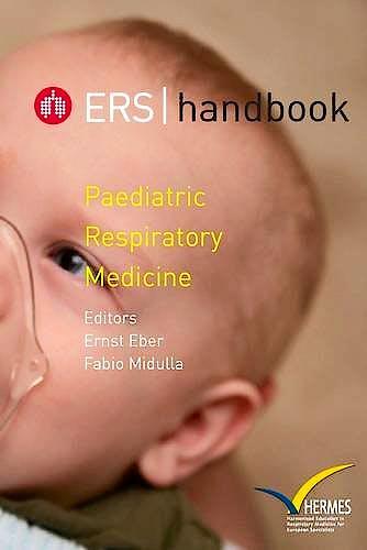 Portada del libro 9781849840385 ERS Handbook. Paediatric Respiratory Medicine