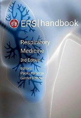 Portada del libro 9781849840798 ERS Handbook. Respiratory Medicine