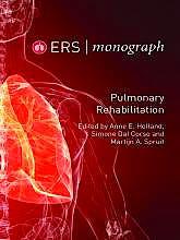 Portada del libro 9781849841399 Pulmonary Rehabilitation (ERS Monographs)