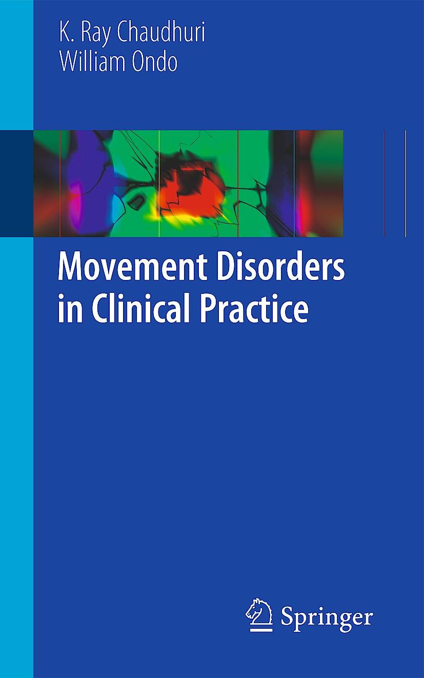 Portada del libro 9781849960649 Movement Disorders in Clinical Practice