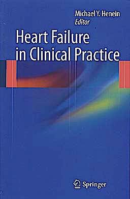 Portada del libro 9781849961523 Heart Failure in Clinical Practice